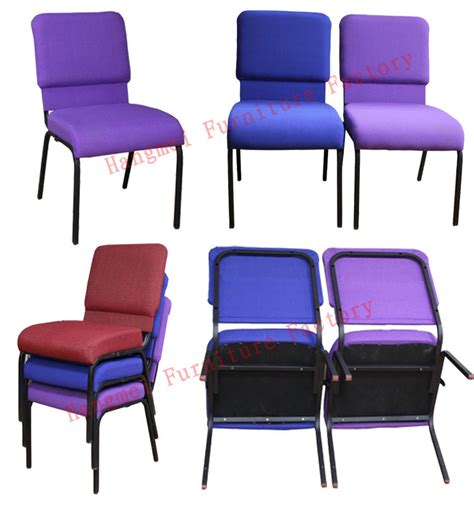 wholesale stacking durable church chair for sale buy