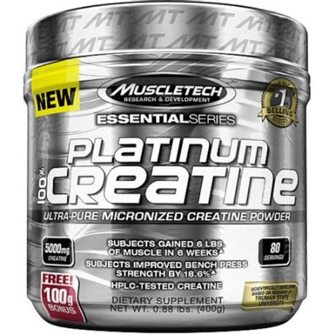 Best Creatine The 7 Best Creatine Supplements To Buy In 2018