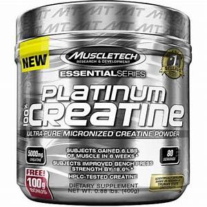 The 7 Best Creatine Supplements To Buy In 2018
