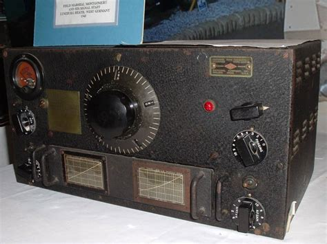 Uk World War Ii Military Communication