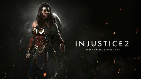 Injustice 2 Wallpaper Hd Wonder Woman In Injustice 2 Hd Games 4k Wallpapers Images Backgrounds Photos And Pictures