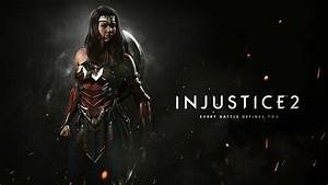 Wonder Woman Injustice 2 Wallpapers | HD Wallpapers | ID ...