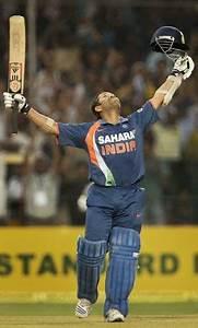 Sachin Tendulkar first batsman to make double century in ...