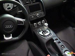 2011 Audi R8 Spyder 5 2 Fsi Quattro 6 Speed Manual