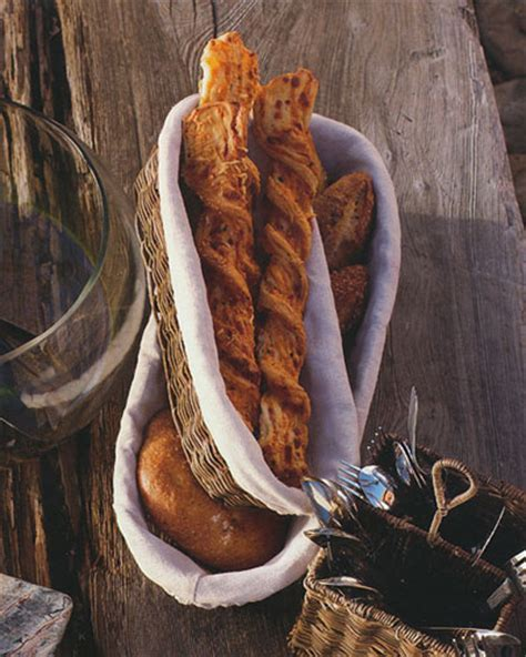 2 Traditional French Bakery Wicker Bread Baskets with