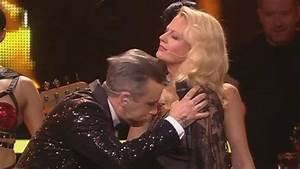 Robbie Williams Ksst Barbara Schnerberger Auf Die Brste