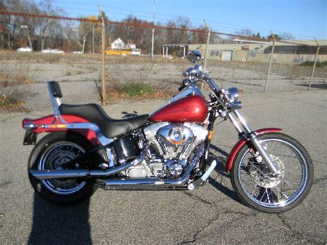 2005 Harley-davidson Fxst/fxsti Softail® Standard