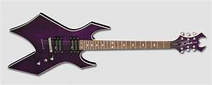 Bc Rich Rwgtp Warlock Revenge Electric Guitar With Duncan