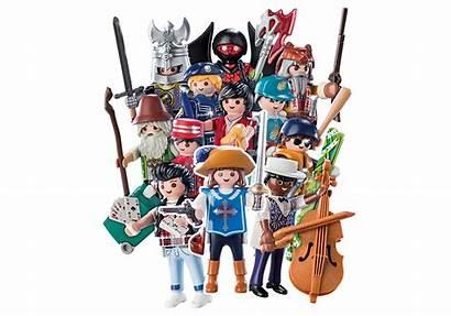 Playmobil Figures Boys S16