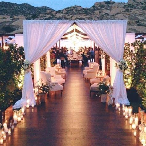 Best 20  Outdoor wedding entrance ideas on Pinterest   Outdoor wedding alters, Country wedding