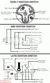 1965 Ford F100 Ignition Switch Wiring Diagram