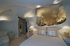 Great, Lighting, Design, Cave, House, Bedroom