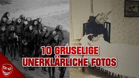 Die 10 Gruseligsten Fotos, Die Nicht Erklärt Werden Können