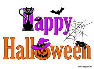 Image result for happy halloween clip art