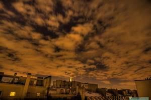Night sky in the city 1 by andreareno on DeviantArt