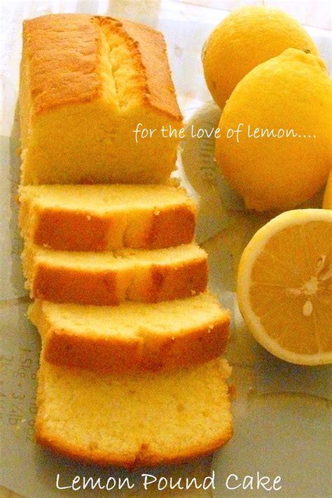 lemon pound cake recipe kitchen corner lemon pound cake
