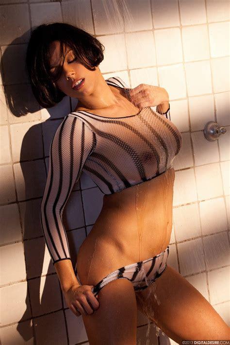 Digital Desire Julia Luba Shower