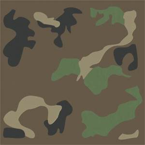 camo stencils woodland hunting stencils stencileasecom With camo paint template