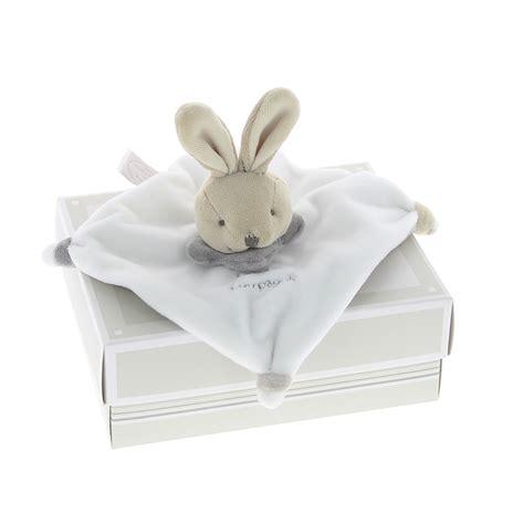 mini et compagnie doudou plat lapin gris doudou et compagnie mynoors