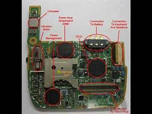 Taking Apart Your G1 Htc T-mobile Phone For Repair - Link To Download Service Manual