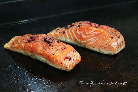 cuisiner plancha cuisson des poissons