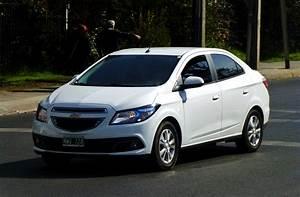 File Chevrolet Prisma In Santiago  Chile Jpg