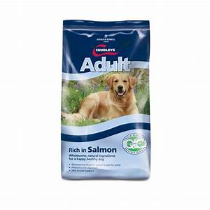 Buy Chudleys Complete Adult Dog Food Salmon 15kg