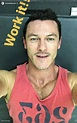 Luke Evans Appreciation Blog — From Luke Evans' Instagram ...
