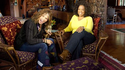oprah interviews steven tyler aerosmiths steven tyler interview