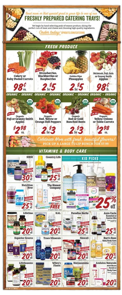 Sprouts Farmers Market Tucson Weekly Ad - Farmer Foto ...