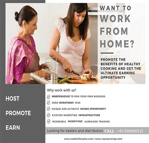 work from home sales be a direct sales associate with royal prestige cookware work from home and be an entrepreneur