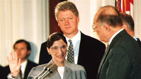 Ruth Bader Ginsburg, the Second Woman Supreme Court ...
