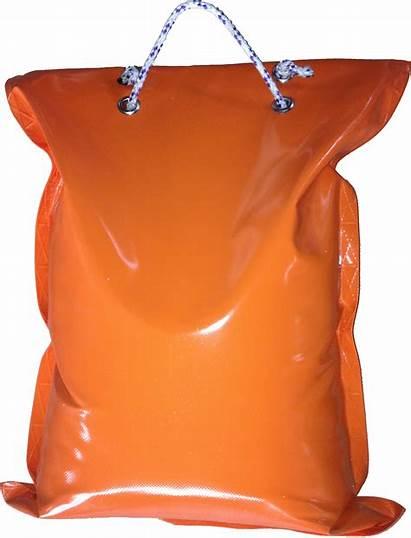 Sac Lestage Sable Kg Avec Cordelette Orange