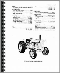 John Deere 1010 Tractor Operators Manual