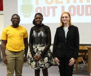 poetry loud competition caddo parish magnet high school