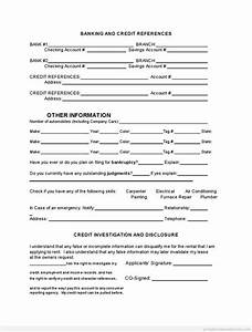 printable tenant rental application template 2015 sample With free property management forms templates