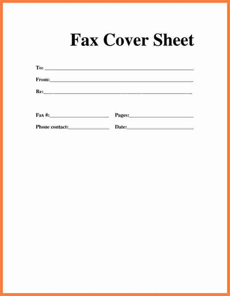 18315 cover page template for resume fax cover sheet printable marital settlements information