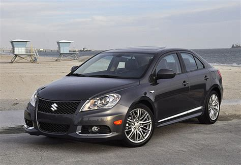 Suzuki Kizashi 2011 by 2011 Suzuki Kizashi To Say But Best Suzuki To Date