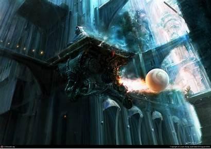 Sorcerer Wallpapers Fantasy Backgrounds Background Desktop Meditation