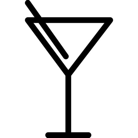 drink icon png cocktail icon line iconset iconsmind