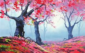 Autumn art wallpapers and images wallpapers, pictures, photos