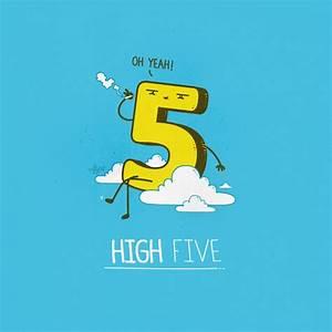 High Five By NaBHaN On DeviantArt