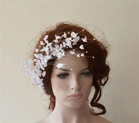 wedding flower hair combs wedding hair accessories