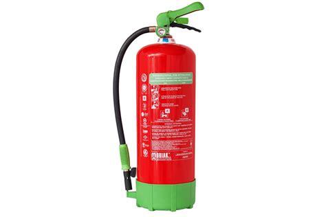 extincteur pour cuisine extincteur eau additif écologique 9 litres mbk07 090af