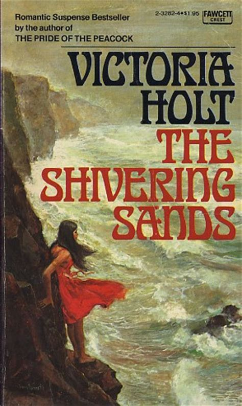 shivering sands  victoria holt fictiondb