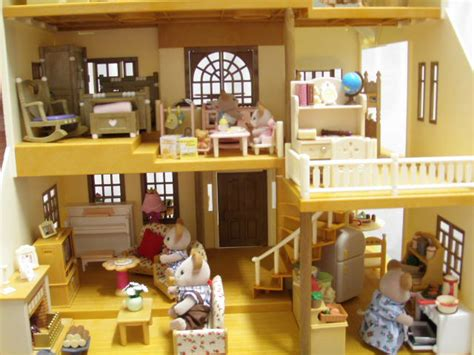 calico critters deluxe house ch 233 rie calico critter deluxe house