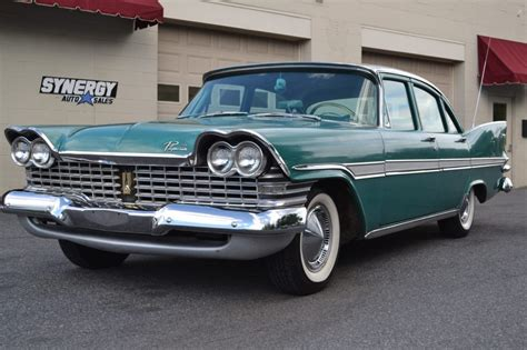 american jeep 1959 plymouth fury for sale