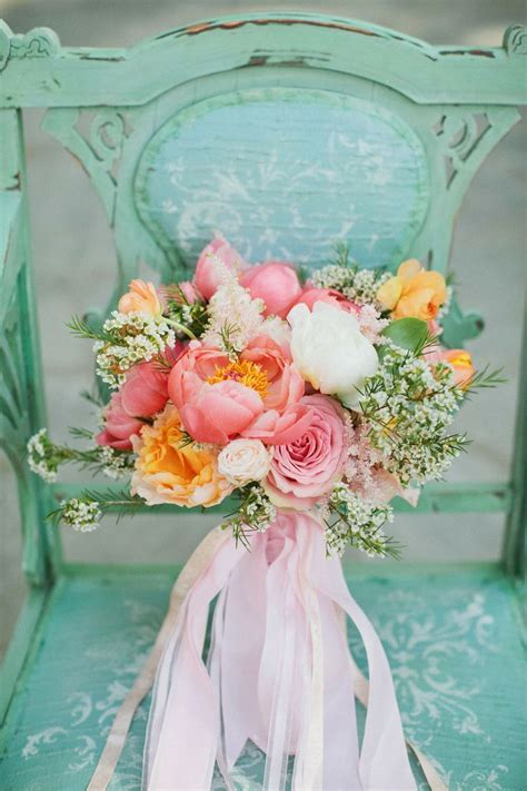 25 Best Ideas About Peonies Wedding Bouquets On Pinterest