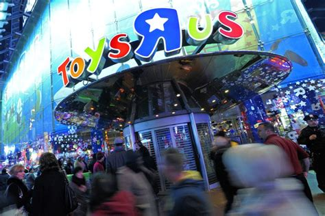 Toys 'r' Us Rolls Out Its Own Tablet