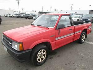 1987 Mazda B2000 2 0l I4 Pickup No Reserve For Sale In